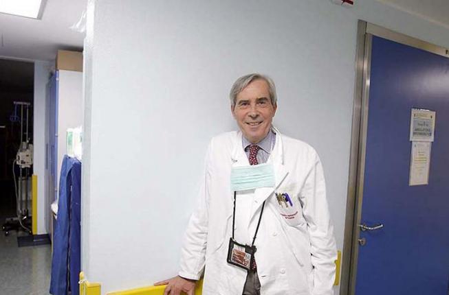 Collegamento a Il Dipartimento e il 'Suo' laboratorio  ricordano  il Professor Giuseppe Basso