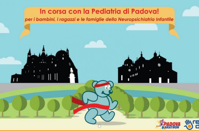 Collegamento a In corsa con la PEDIATRIA di Padova!